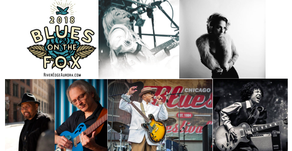 BLUES ON THE FOX FESTIVAL JUNE 15 & 16 AT RIVEREDGE PARK, TO FEATURE AARON NEVILLE, ELLE KING, S