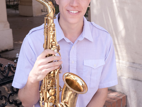 10 Questions with Saxophonist Max Bessesen