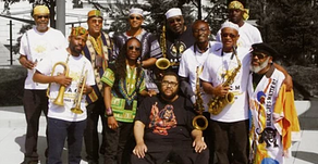 CD Review: AACM Great Black Music Ensemble Live at The Currency Exchange, Vol 1