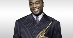 """James Carter Talks About His New Release """"Organ Trio Live from Newport Jazz"""