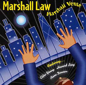 Marshall Law Cover