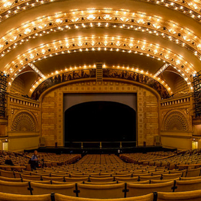 Tickets Available for In-Person Tours at the Auditorium Theatre