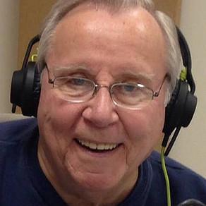 WDCB Morning Host John Burnett retires