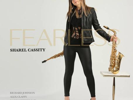 "CD Review: Sharel Cassity ""Fearless"""