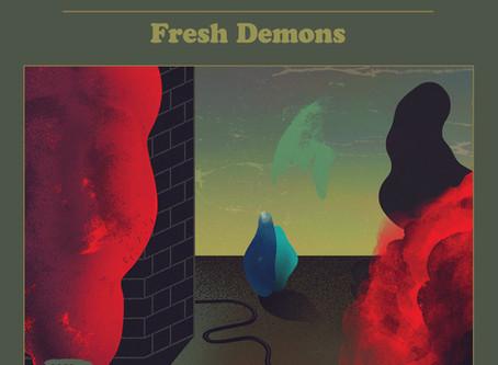 """CD Review: Tim Stine Trio """"Fresh Demons"""""""