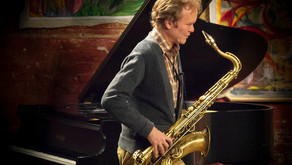 "Pat Mallinger Quartet performs Sonny Rollins' ""Newk's Time"""