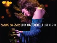 CD REVIEW: Judy Night, Sliding on Glass