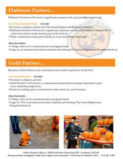 Highwood Pumpkin Festival Media Kit