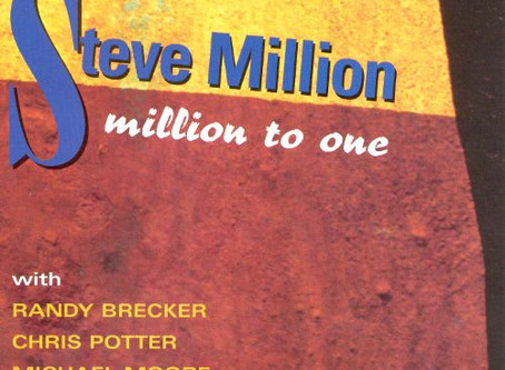 "ZWEE DOT : How Kelly Sill Listens to Music - Steve Million ""Eisenbleu"""