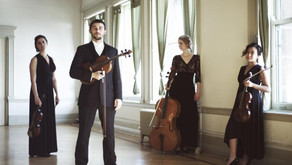 The Kaia String Quartet featuring Fareed Haque, CD RELEASE CONCERT!