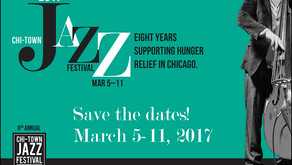 Chi-Town Jazz Festival Full Schedule 2017