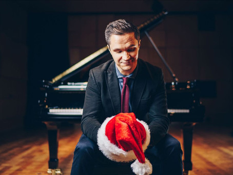 "CD Review: Ben Paterson ""I'll Be Thanking Santa"""