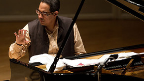 CHICAGO JAZZ REVEALED PODCAST - EPISODE 032 with special guest Danilo Pérez talking about his perfor