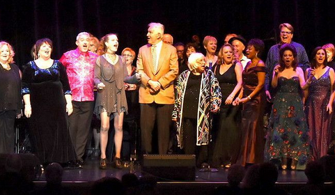 Free Concerts Celebrate 100 Years Of Chicago Cabaret