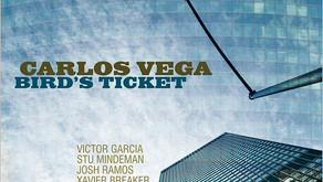 CD Review: Carlos Vega - Bird's Ticket