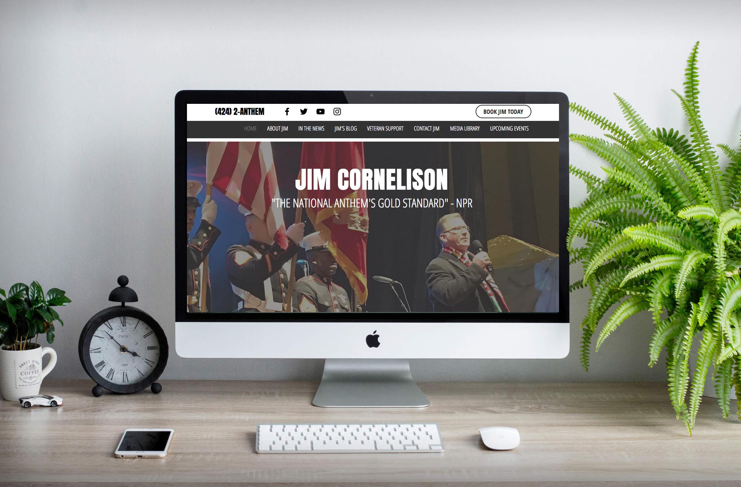 JIM CORNELISON