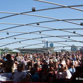 "NEW CITYWIDE ""CHICAGO IN TUNE"" FESTIVAL WILL CELEBRATE CITY'S DIVERSE AND LEGENDARY MUSIC SCENE"