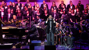 Too Hot To Handel, the Jazz-Gospel Messiah January 18 & 19 at the Auditorium Theater!