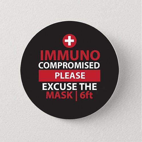 I am Immunocompromised