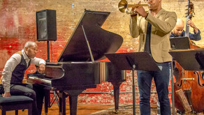 "Clif Wallace Quintet -""INFINITY"" at Fulton Street Collective in Chicago"