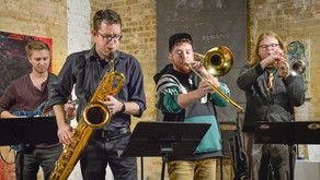 The New Nostalgia Band at JRAC November 5th