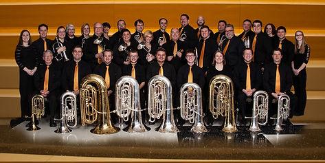 Chicago Brass Band Full Photo NABBA 2018