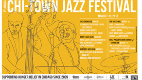 CHI TOWN JAZZ FESTIVAL March 7th-11th