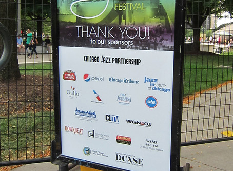 Chicago Jazz Festival 2013