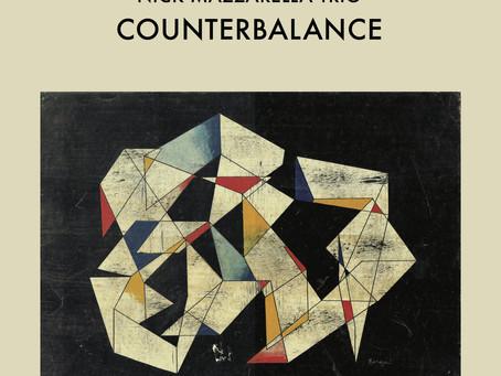 """CD Review: Nick Mazzarella Trio """"Counterbalance"""""""