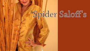 Spider Saloff is a Pod Person