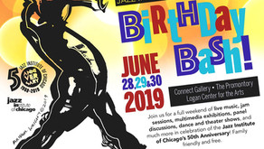 The Jazz Institute of Chicago Celebrates it's 50th Year, June 28th-30th with Special Birthday Ba