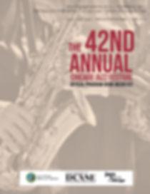 Chicago Jazz Festival Media Kit 2020 Cov