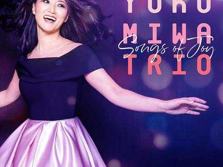"""Review: Yoko Miwa """"Songs of Joy"""""""