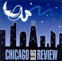 Chicago Blues Review Cover