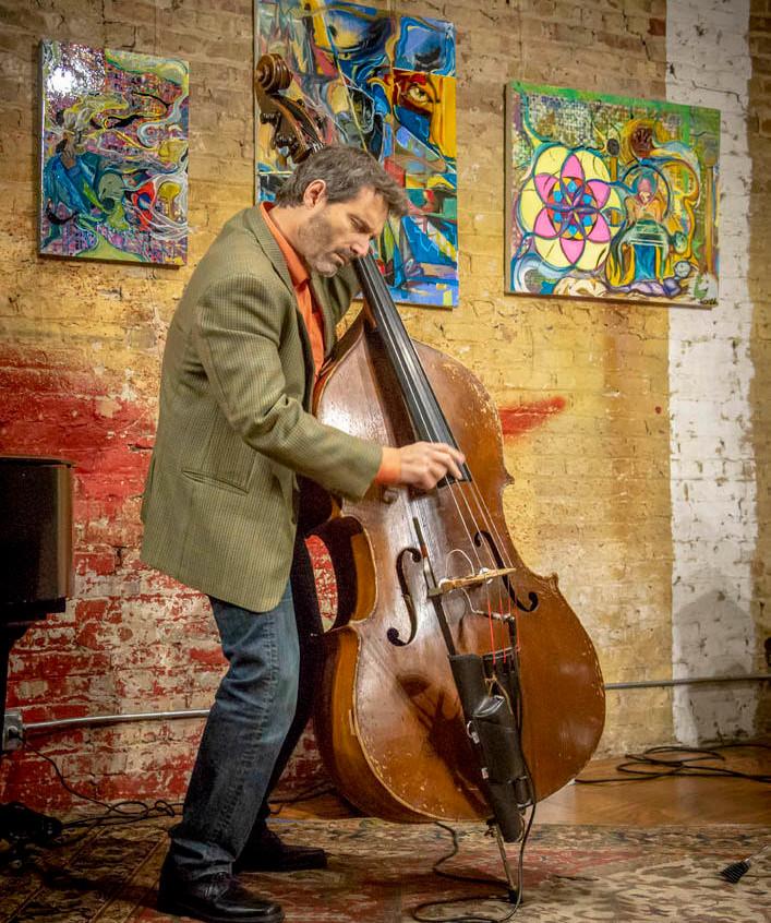 Dennis Carroll - Bass