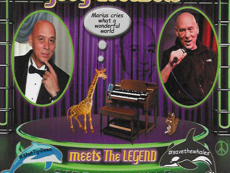 CD Review: Joey Locasio Meets the Legend