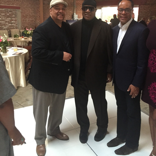 Frank Russell Stevie Wonder and Quintin Primo III .JPG
