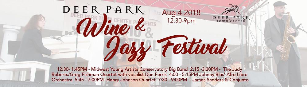Deer Park Wine and Jazz Festival