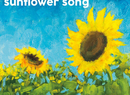 """CD Review: Brian Scarborough """"Sunflower Song"""""""