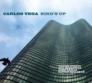 CD Review: Carlos Vega. Bird's Up