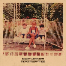 "CD Review: Jeremy Cunningham ""The Weather Up There"""