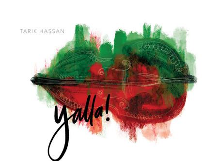 "CD Review: Tarik Hassan ""Yalla!"""