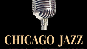 TBT- 2014 Chicago Jazz Revealed w/Mike Jeffers feat. Roderick Dixon and Alfreda Burke