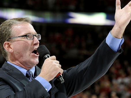 Q&A with Jim Cornelison - Talking about the Singing the National Anthem Ahead of the IU vs OSU Game