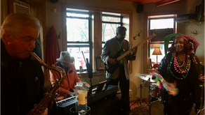 Robin Watson and Band at EastGate Café Jazz Jam Session on Sunday