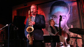 On the Scene: Adam Larson Quartet at the Jazz Showcase July 17th
