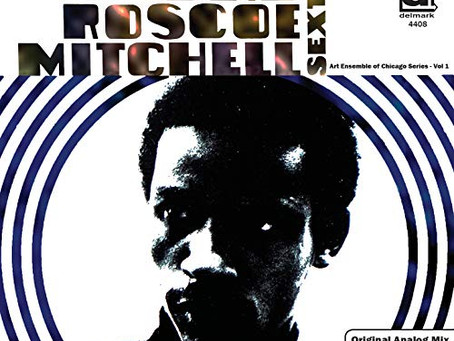 CD Review: Roscoe Mitchell - Sound