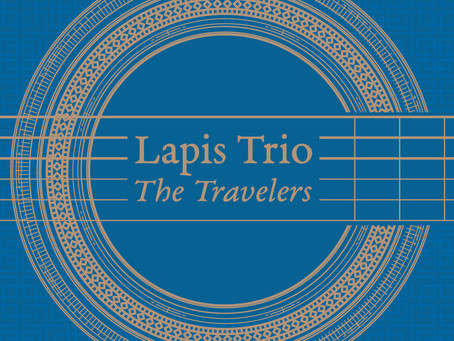 "CD Review: Lapis Trio, ""The Travelers"""