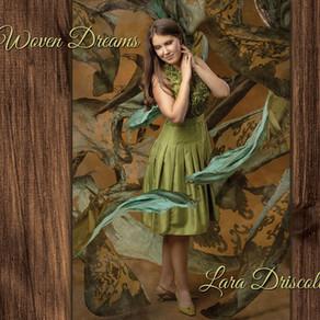 "CD Review: Lara Driscoll ""Woven Dreams"""