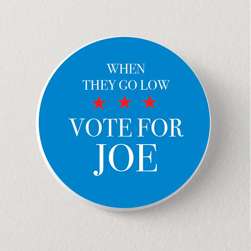Vote for Joe